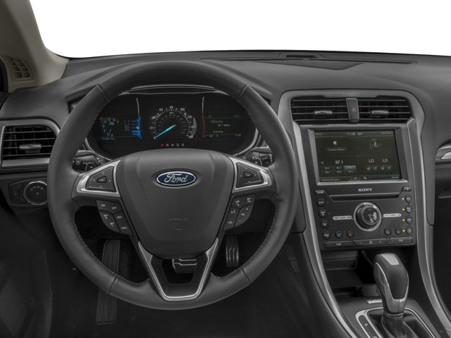 2016 Ford Fusion Titanium In Sunrise, FL, FL   Sawgrass Ford